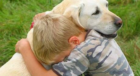 Gli animali domestici aiutano nello sviluppo del bambino for Rivista di programmi domestici